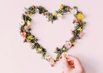 Love attracts love