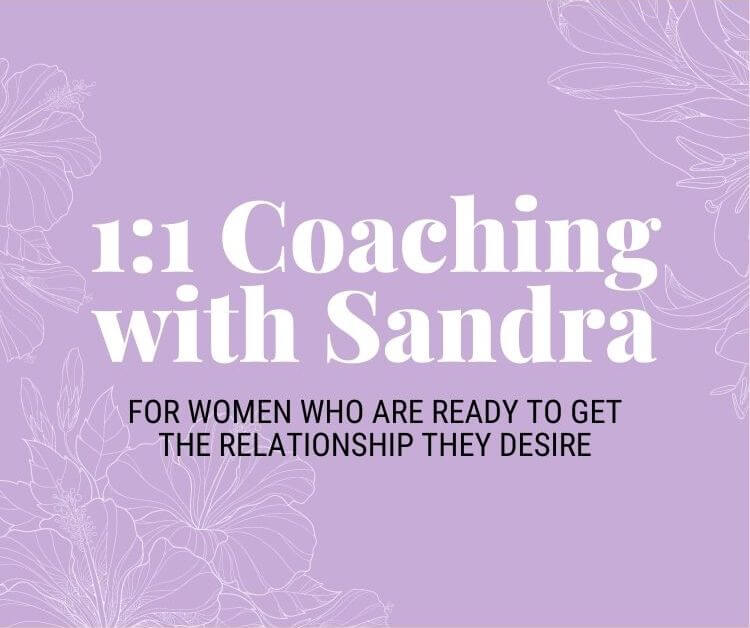 Private love and relationship coaching